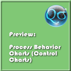 Process Behavior or Control Charts