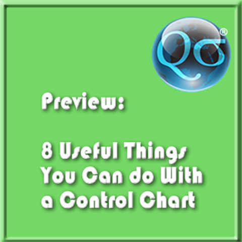 8 Useful Things You Can Do With a Control Chart