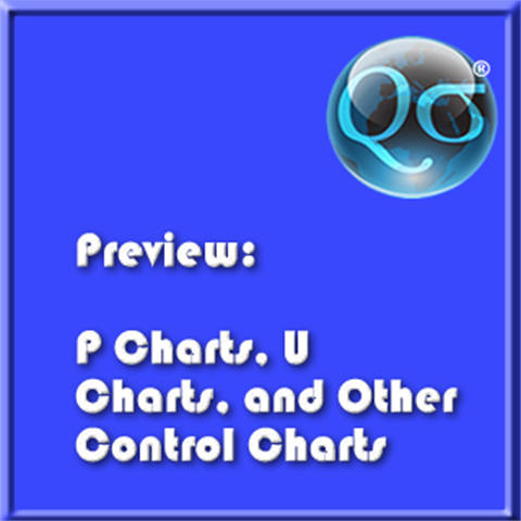 P Chart U Chart and Other