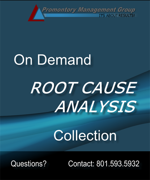 Root Cause Analysis Complete Package